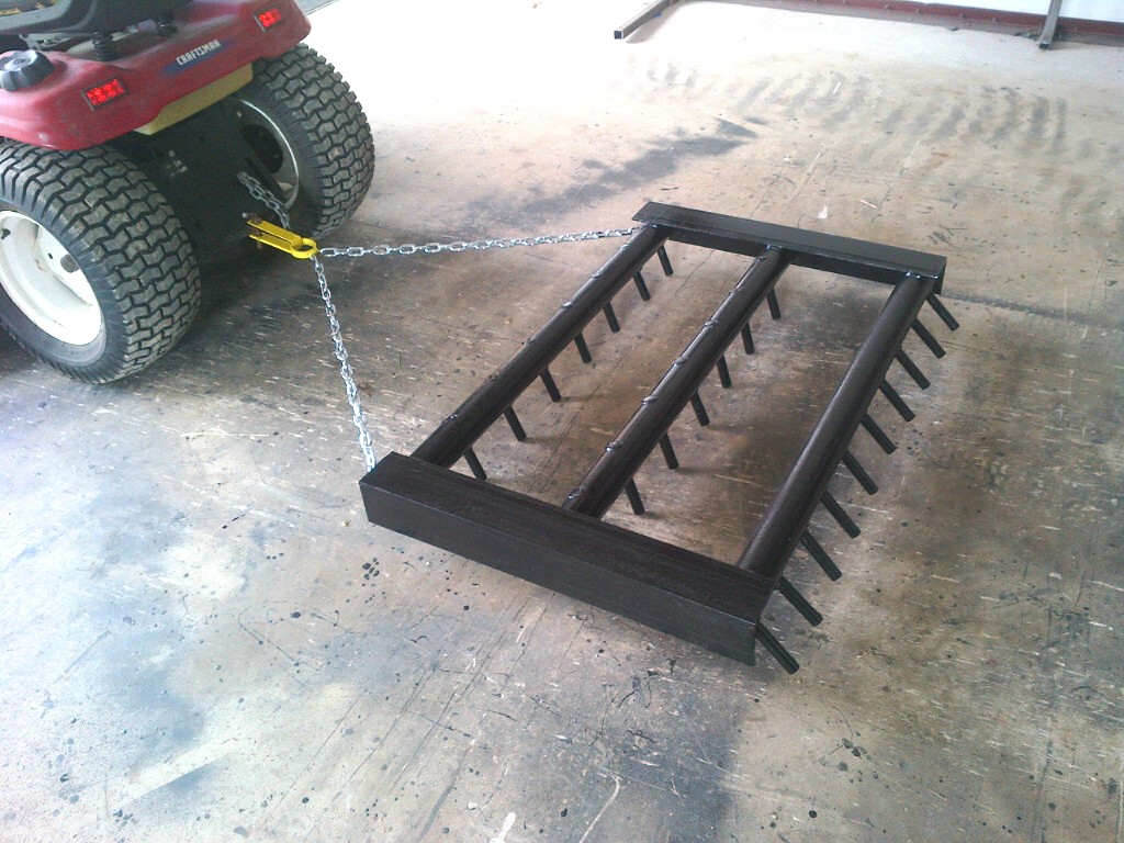 Driveway Rakes - * WE BUILD A QUALITY PRODUCT